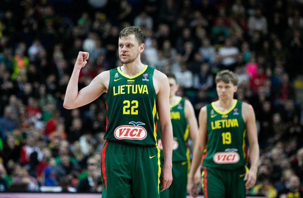 Leedu alistas EM-valiksarjas Tšehhi, Läti kaotas lisaajal Bulgaariale