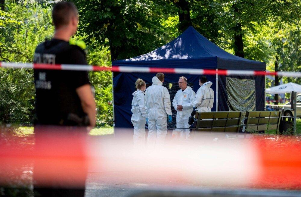 Убийство чеченца в Берлине: в преступлении появился эстонский след