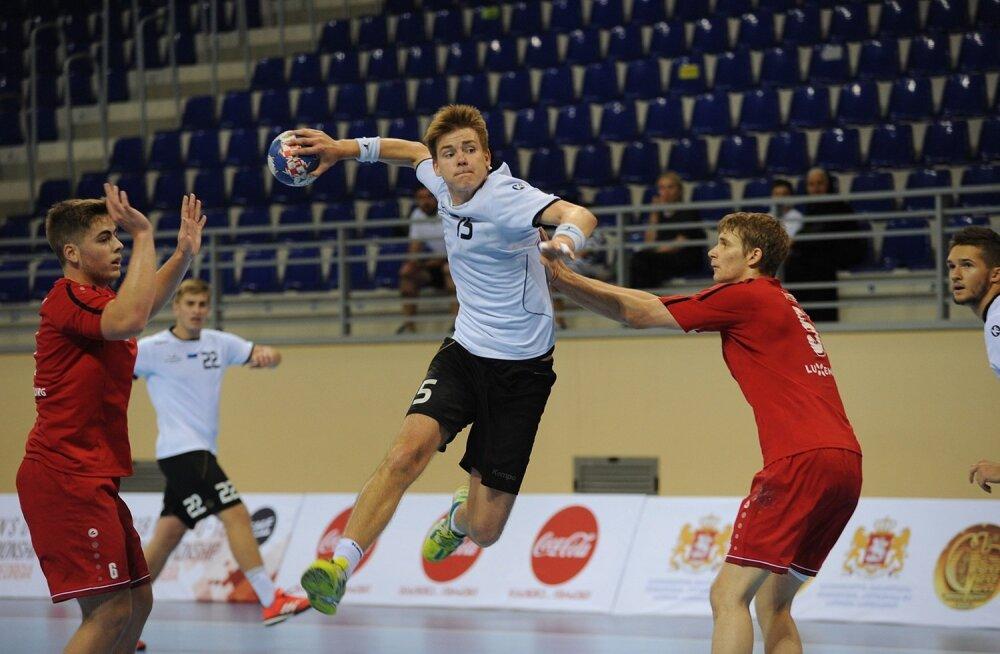 Eesti koondise kapten Alfred Timmo hoiab 39 visatud väravaga EM-turniiri snaiprite tabelis teist kohta