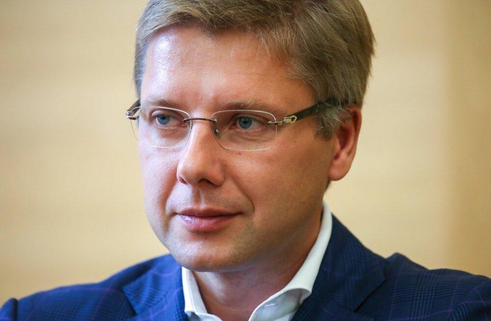 Läti Vene-meelse erakonna juht Ušakovs: koostöölepe Ühtse Venemaaga enam ei kehti