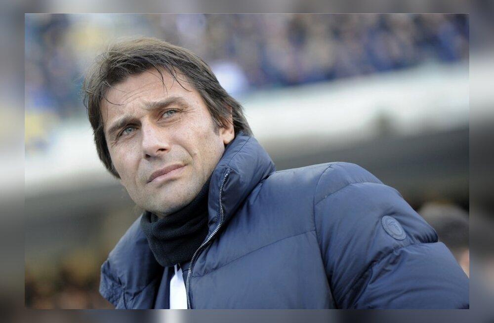 Antonio Conte tõuseb Itaalia koondise peatreeneriks