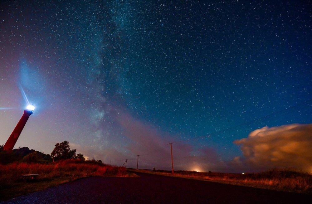 ÜLESKUTSE | Meteoorivoolu tippaeg! Kas sina nägid öösel taevas perseiidide sadu?