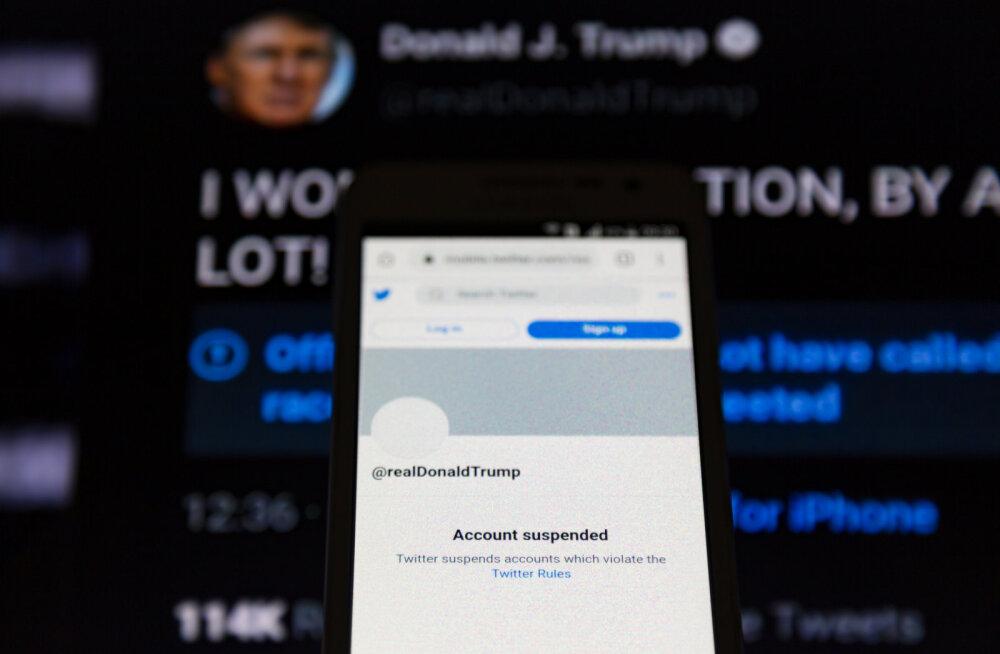 Trump leidis säutsumiseks uue võimaluse ja ähvardas Twitterit sulgemisega