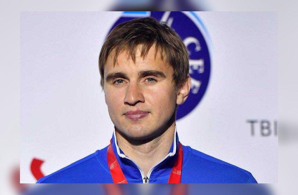Nikolai Novosjolov võitis EMilt pronksmedali!