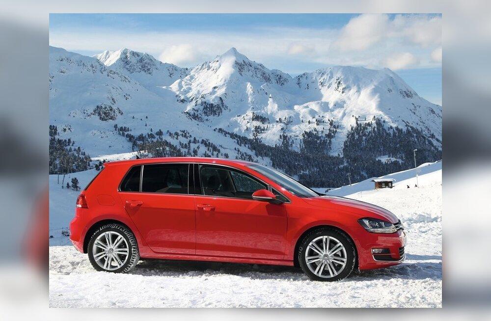 "Европейcким ""Автомобилем года"" признан.... Volkswagen Golf!"