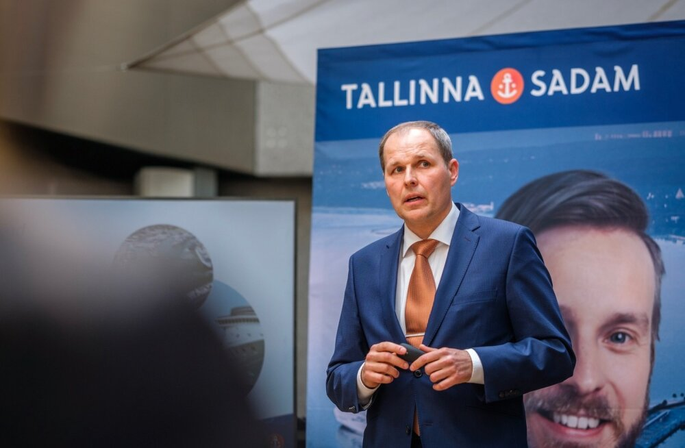 Tallinna Sadam a börsile minek.