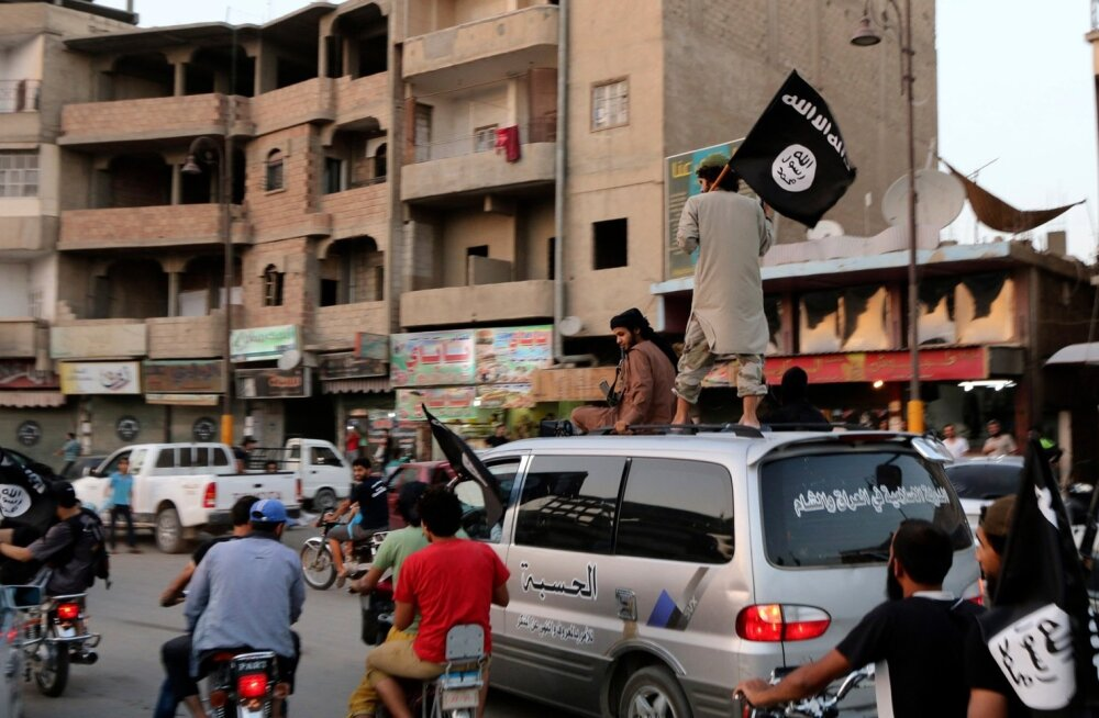 SYRIA-CRISIS/IRAQ/