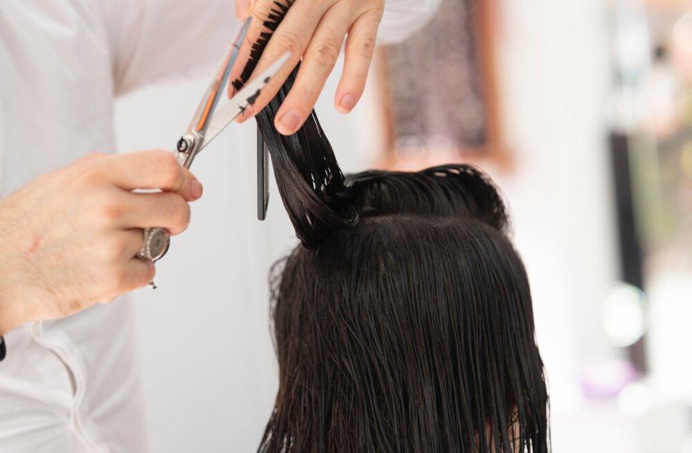 """Председатель Ассоциации парикмахеров Эстонии: """"Если парикмахер отказывается обслуживать клиента без маски, это нормально. Это прямая угроза его здоровью"""""""