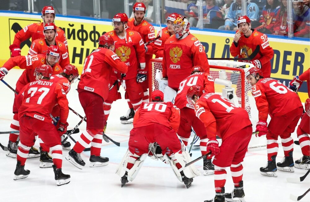 Venemaa hokikoondis MM-il