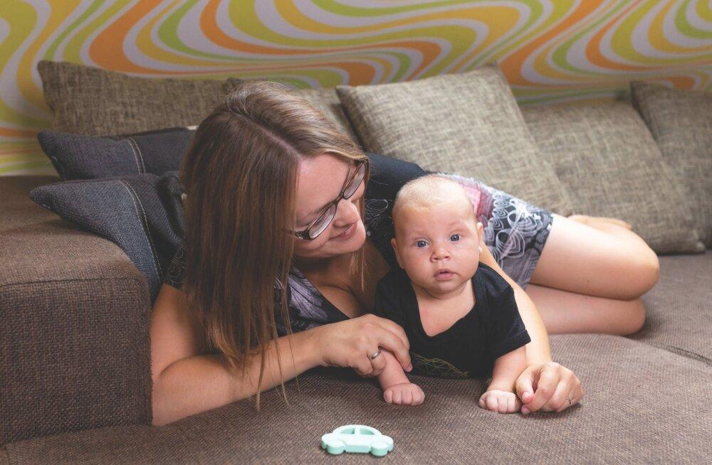 Liigutav lugu emakssaamisest| Kolm rasedust, kaks sünnitust, üks beebi
