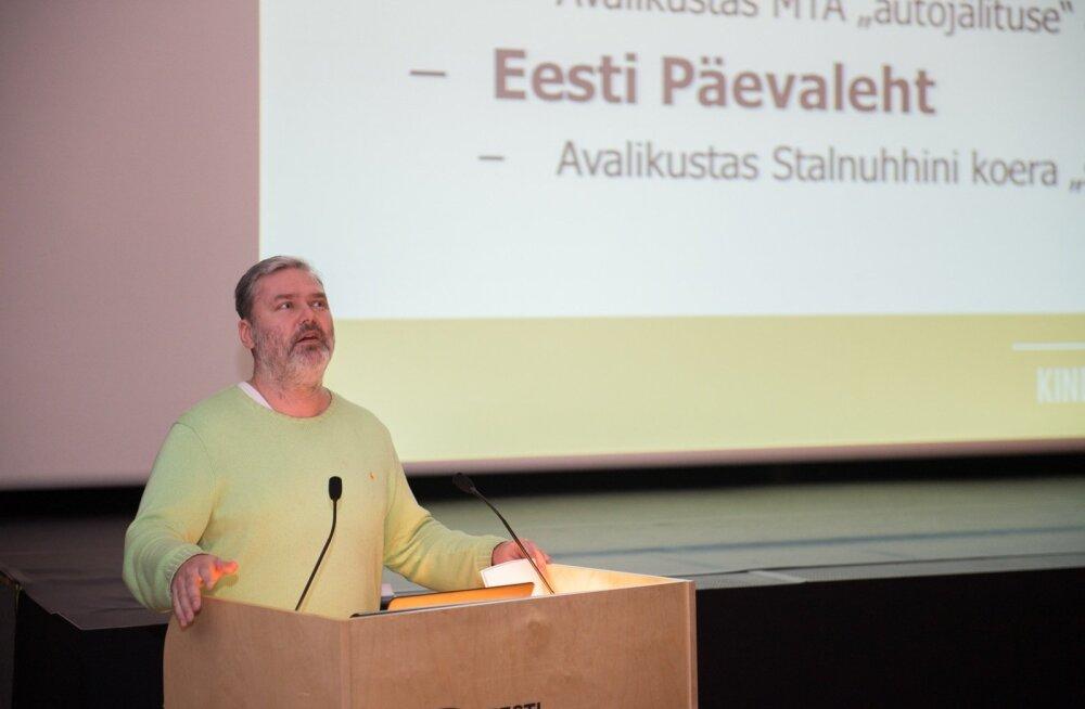 Eesti Maksumaksjate Liit kuulutas välja aasta maksumaksja sõbra ja vaenlase tiitli saajad.