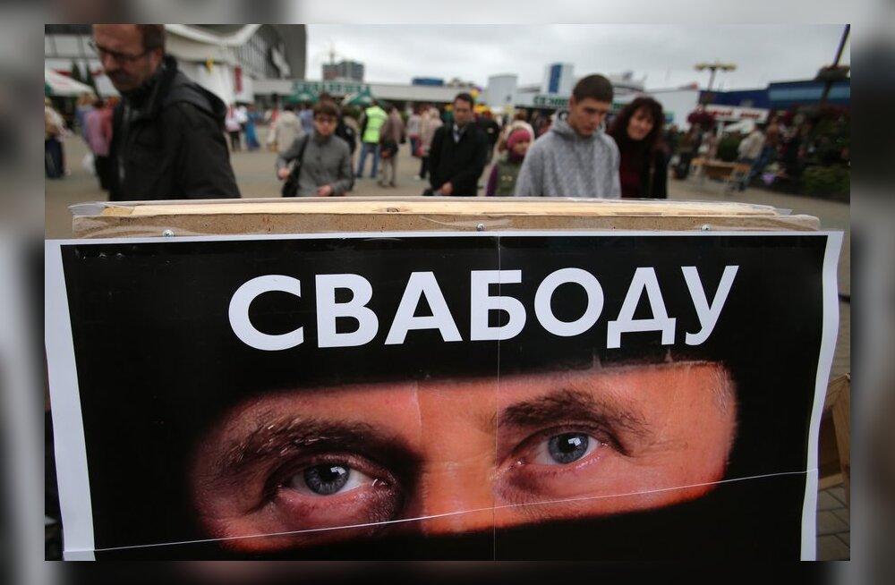 Andres Herkel: Valgevene valimised on farss