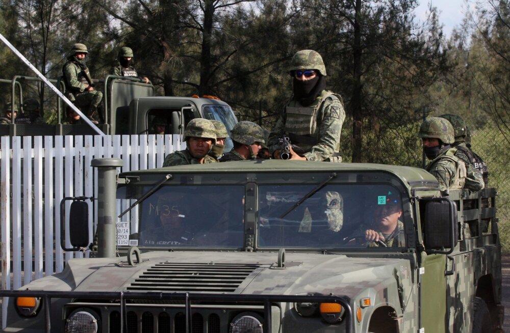 Mehhiko narkosõda – kas tõesti on seda sõda võimalik lõpetada