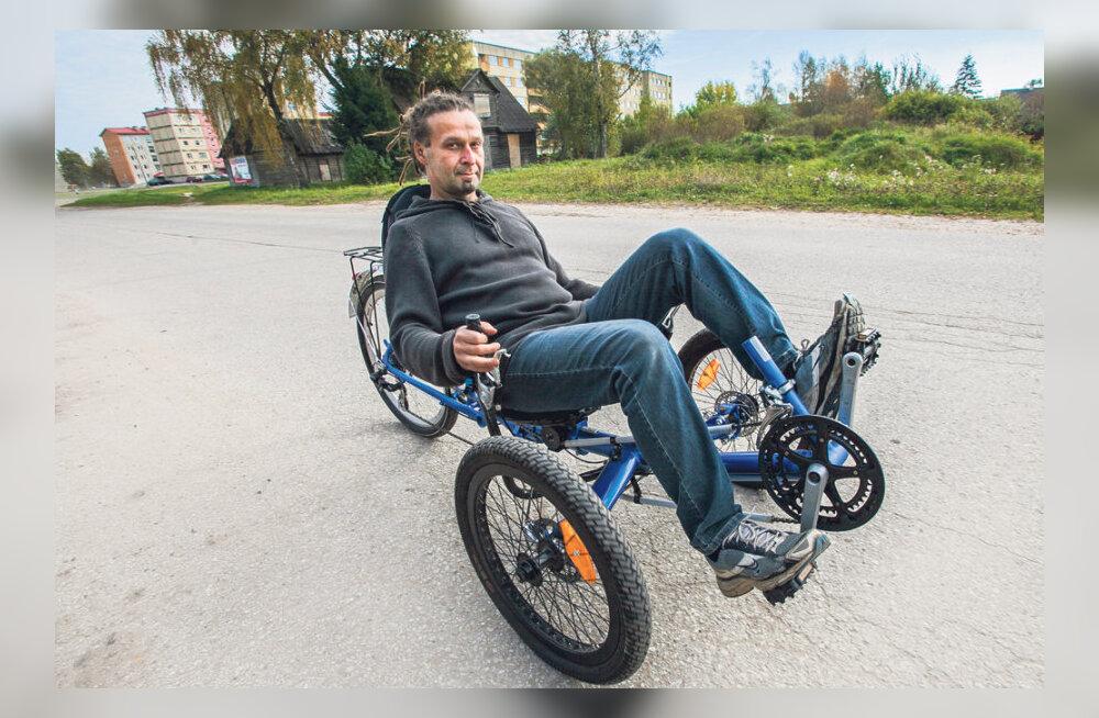 Jalgratast saab leiutada ka praegu