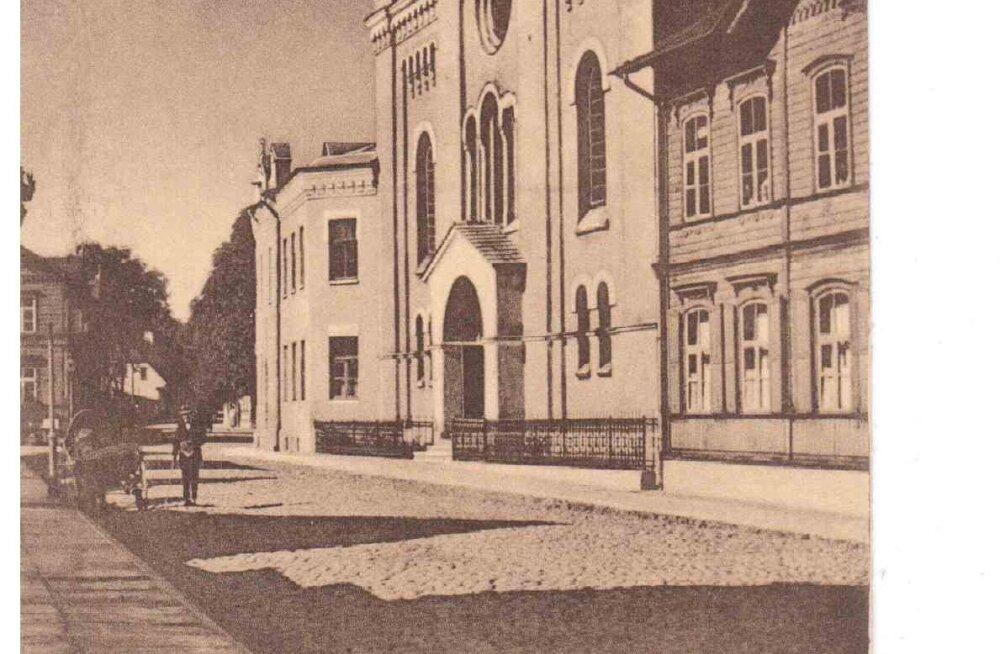 Jaak Juskega kadunud Eestit avastamas: Tallinna sünagoogide lugu