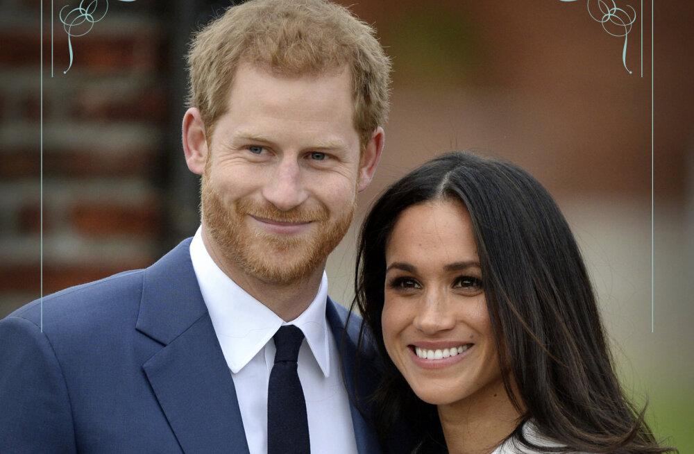 Ameerika printsess | Kui Harry kohtas Meghanit