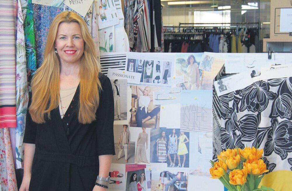 Moedisainer Merle Lõhmus: viisakad riided kasvatavad viisakaid inimesi