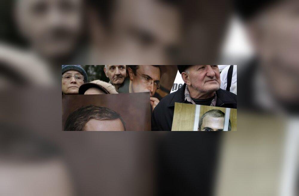 Vene eriteenistus vahistas Hodorkovski pooldajaid