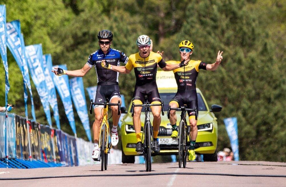 Cycling Tartu kolmikvõit