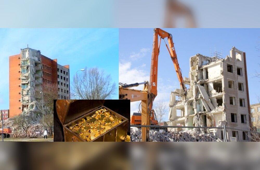 Находка в Кохтла-Ярве может решить проблему дефицита городского бюджета