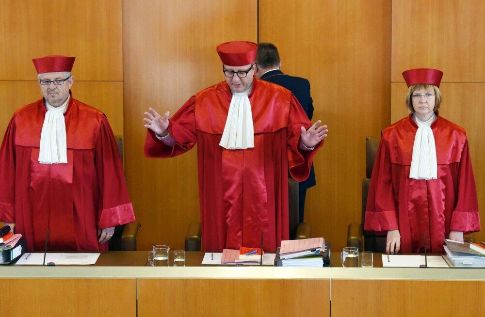 Saksa põhiseaduskohus nõudis kolmanda sugupoole kasutusele võtmist