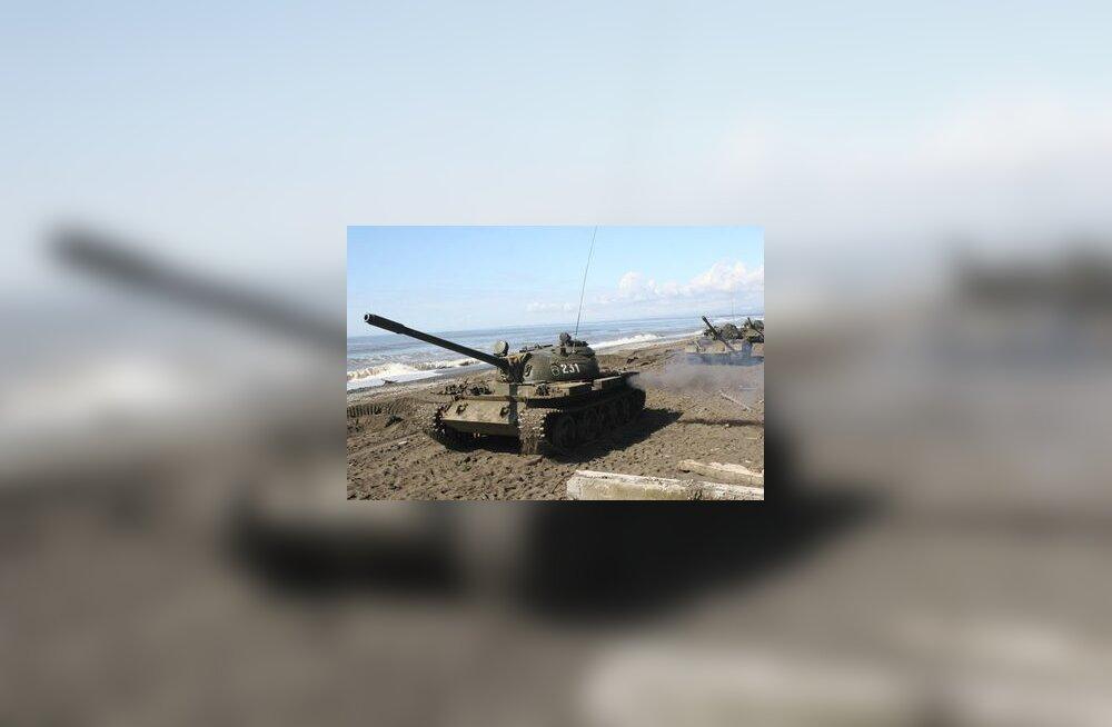 vene, soomuk, sõjavägi, armee, raskerelv, relv, tank