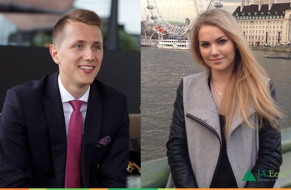 Grete Elmi ja Kristjan Erik Liive