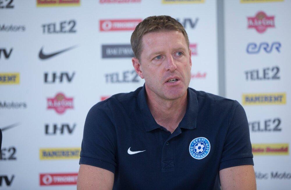 Eesti naiste jalgpallikoondise peatreeneri ja naiste jalgpalli arendaja koha võtab Keith Boanaselt üle Indrek Zelinski