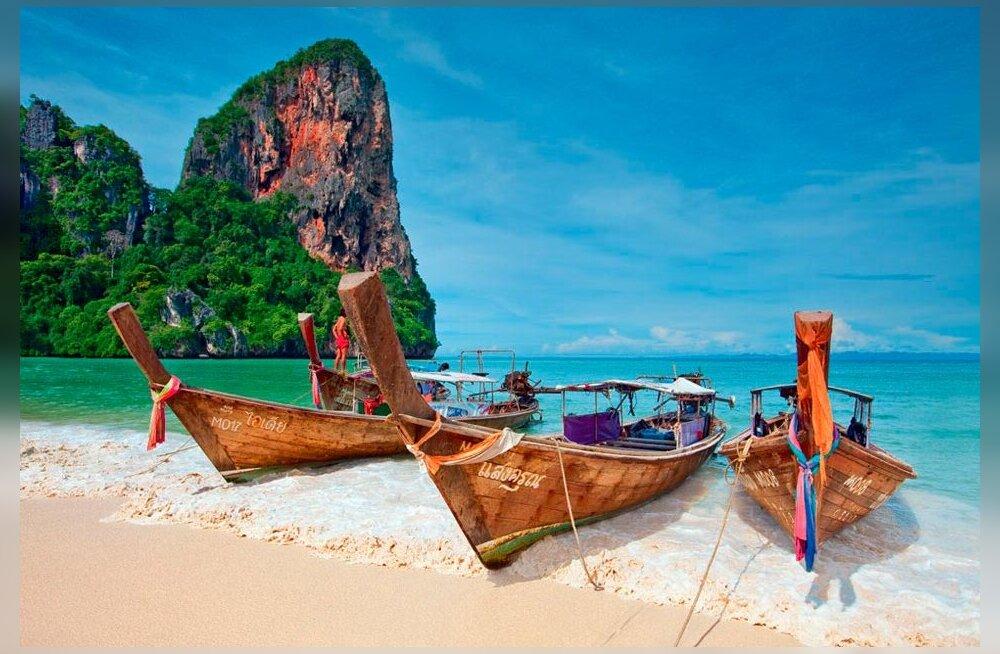 5 причин отправиться в Таиланд уже этой осенью