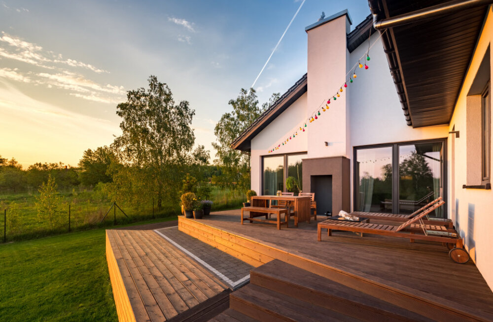 Terrassiehitamise ABC: planeerimisest vundamendi, laudise ja hoolduseni