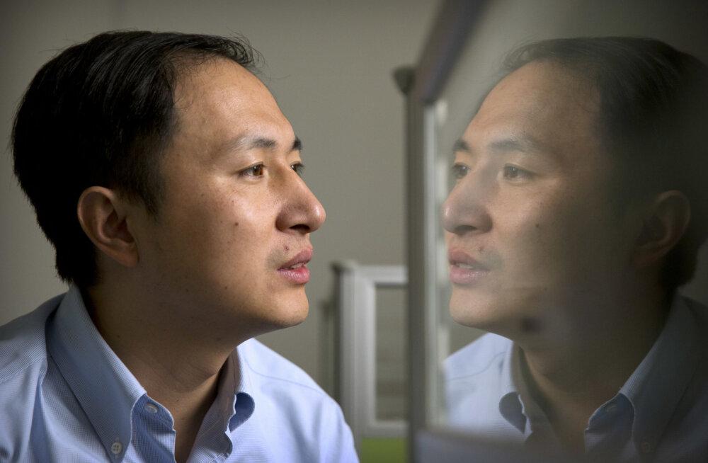 Hiina teadlane: esimesed geenmuundatud inimlapsed on juba sündinud
