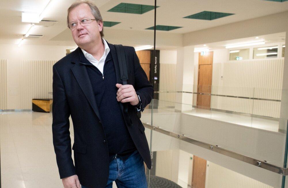 Riigikohus Kruuda kaebust menetlusse ei võtnud: ettevõtja peab Vichmannile 15-miljonilise võla tasuma