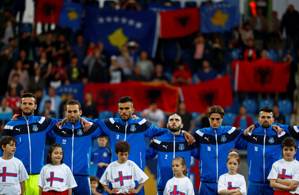 Kosovo koondise mure hakkab lahenema: ainult üks mängija veel ilma loata