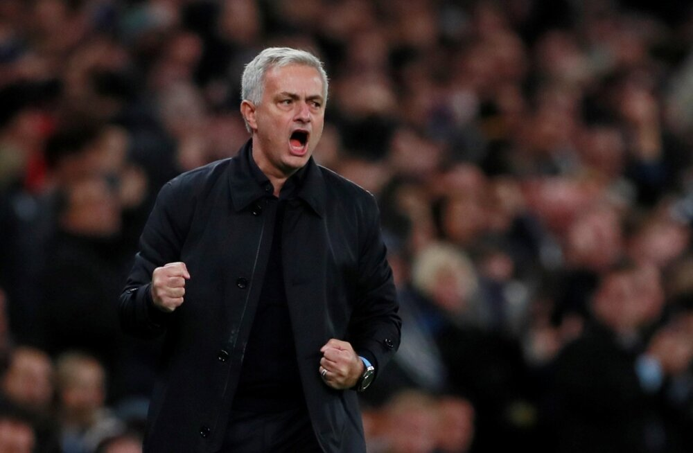 Rõõmustada José Mourinho oskab. Treenerikarjääri jooksul on ta saanud seda palju teha.