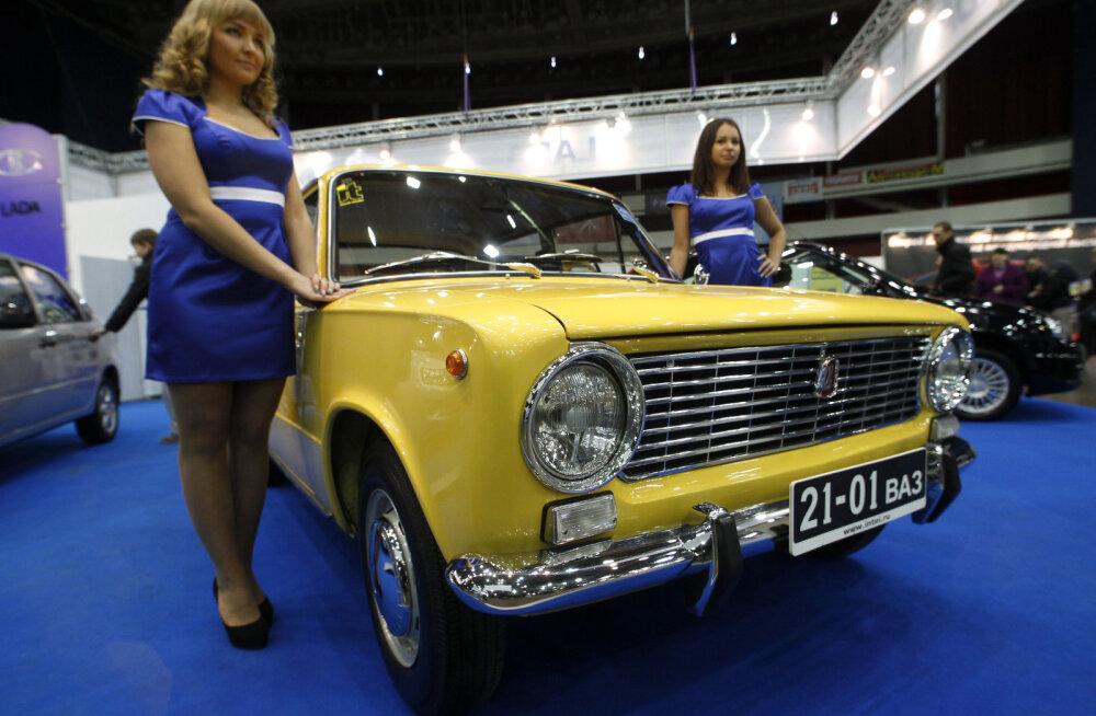 Avalda arvamust: milline on viimase saja aasta olulisim sõiduauto Eestis?