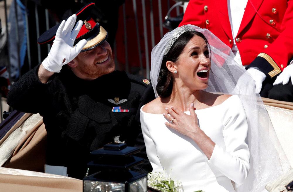 Politsei hoidis Meghani ja Harry pulmapäeval ära terroriakti