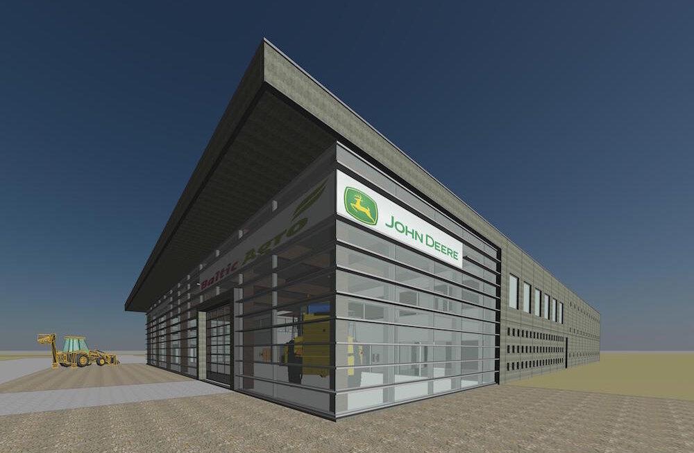 Baltic Agro построит под Таллинном сельхозцентр за четыре миллиона евро