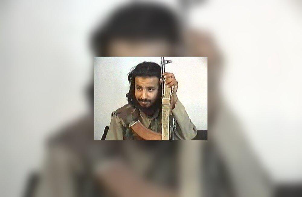 Al-Qaeda võitleja Muhammad al-Juhani