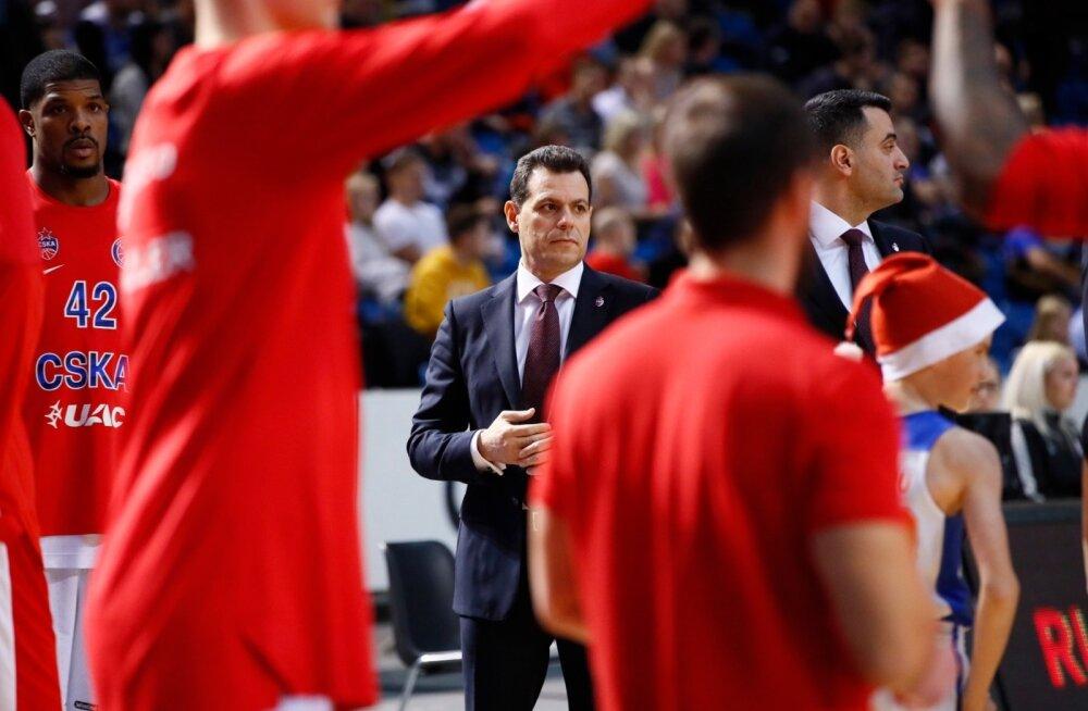 CSKA sai magusa võidu, Anadolu Efes näitas võimu