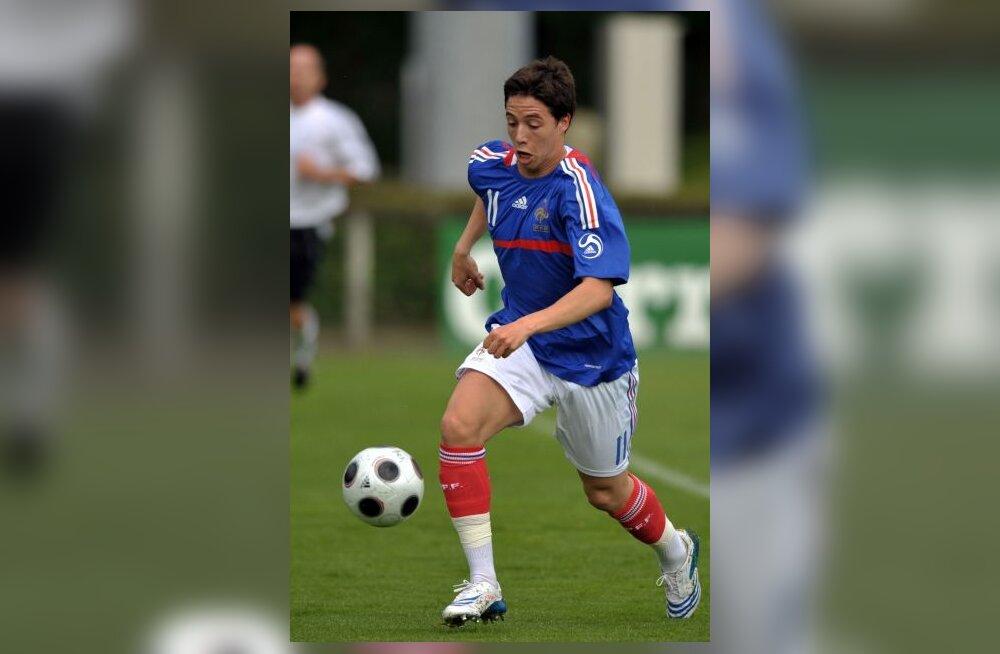 Samir Nasri (Prantsusmaa, Arsenal)