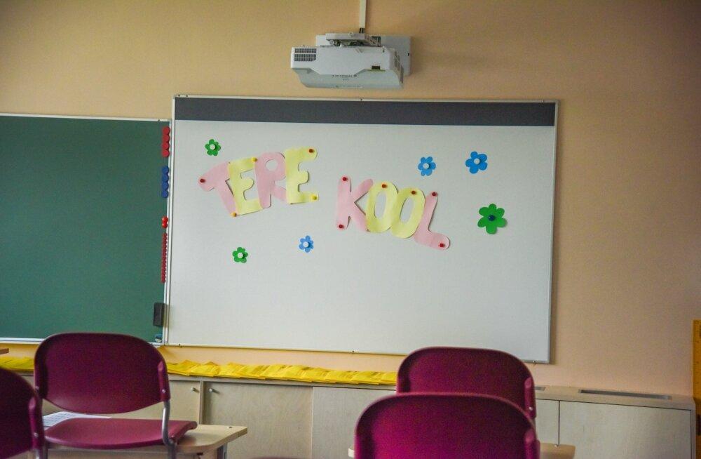 Viljandis avati kapitaalremondi läbinud Paalalinna kool