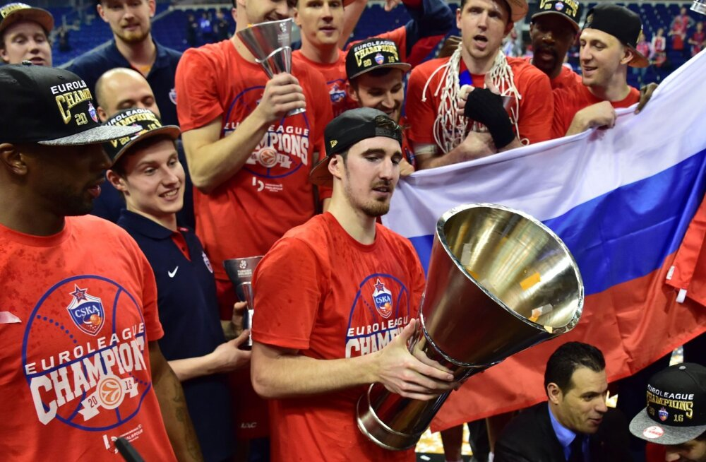 VIDEO: Nando De Colo: arvatakse, et CSKA-le tuleb kõik lihtsalt kätte, aga see pole nii