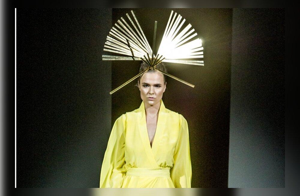 Tallinn Fashion Week: Kuldnõela nominent Liisi Eesmaa näitas taset!