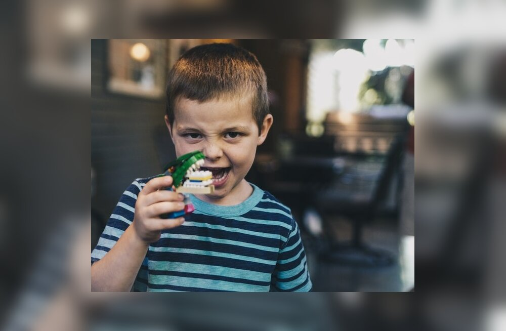 Mida teha, kui laps teisi hammustab?