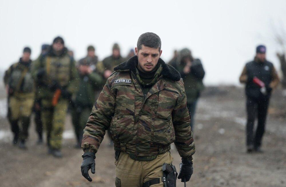 Teadete kohaselt lendas oma kabinetis õhku Donbassi mässuliste välikomandör Givi