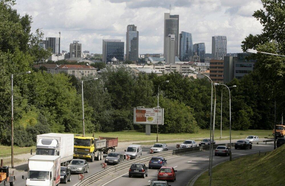 Vilniuse ärikinnisvara on investorite jaoks huvitavaks muutunud ja kasu lõikab sellest ka Eesti.