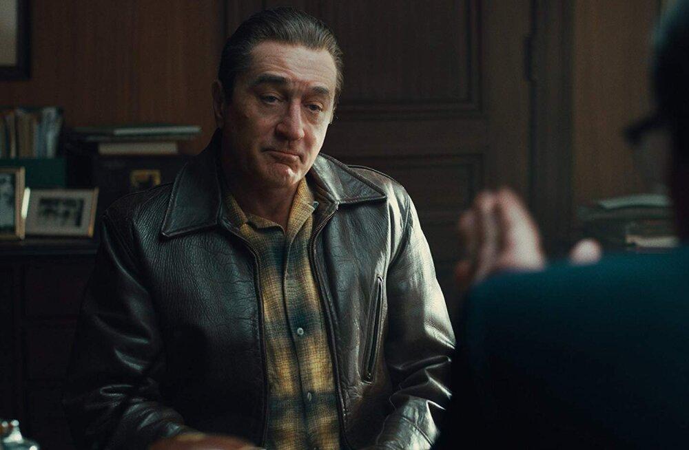 """Martin Scorsese gängsteridraama """"The Irishman"""" läks Netflixile väga kalliks maksma"""