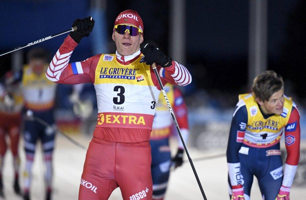 Aleksandr Bolšunov.
