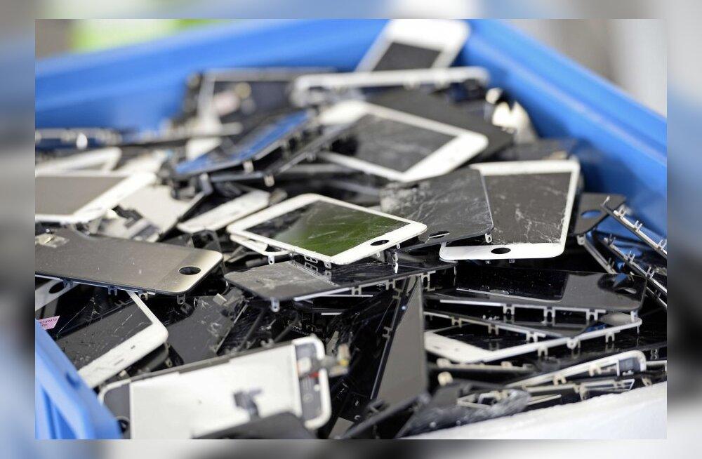 Lühidalt: nutitelefonide maailm aastal 2014 ning lähitulevikus