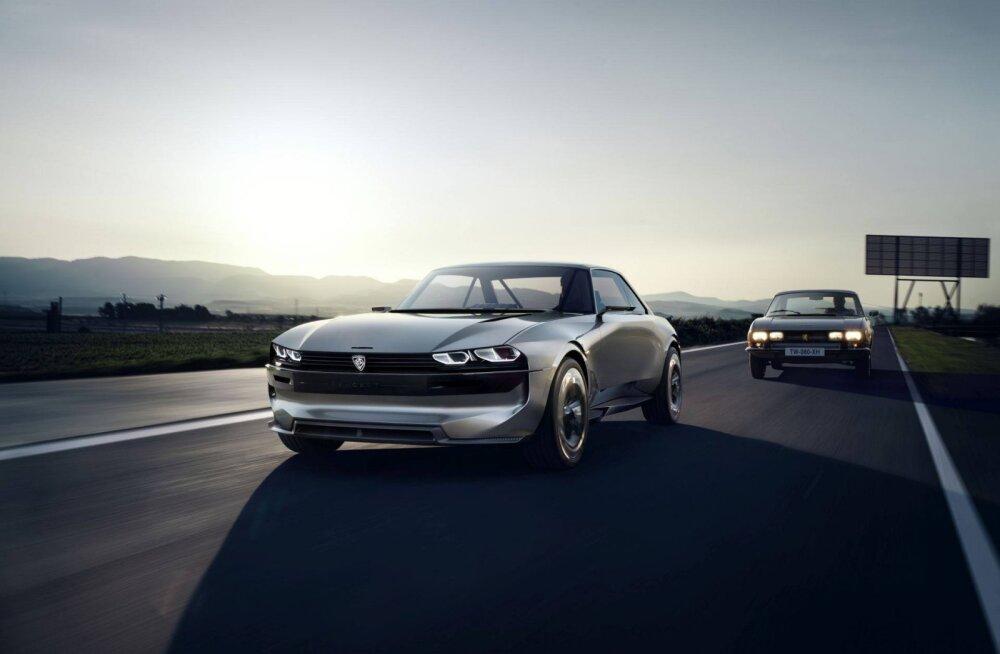 Touareg, Onyx, RC… – Peugeot' ägedad ideeautod läbi aegade, I osa